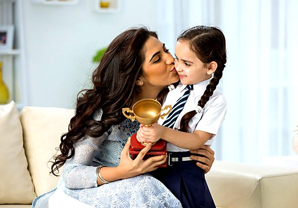 The psychology behind successful moms